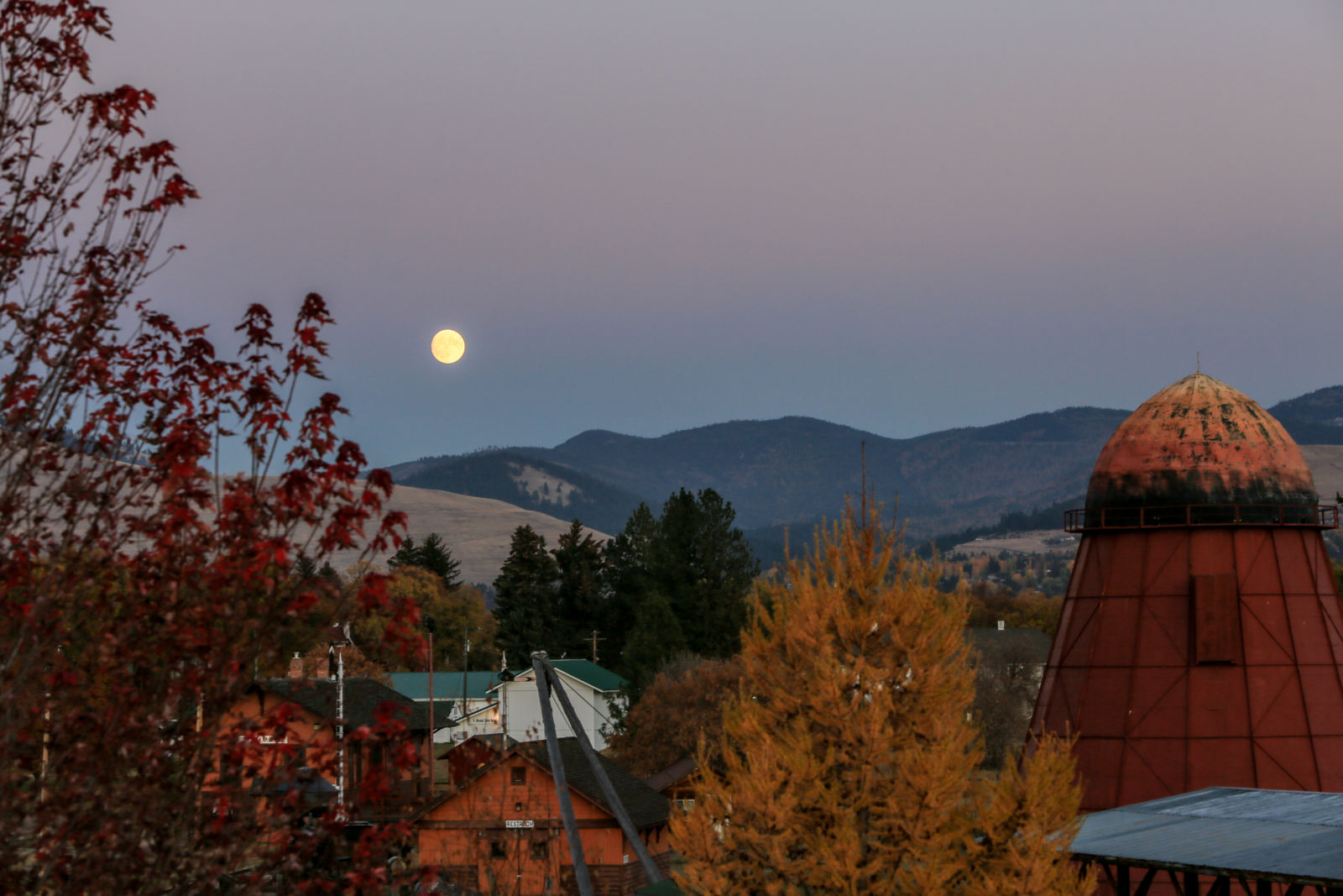 Fort Missoula, Full Moon
